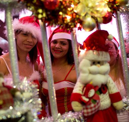 '수감자들도 성탄 준비'…브라질 교도소 크리스마스 행사
