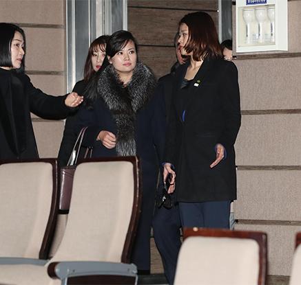 北 현송월 점검단, 방남 이틀째 서울 공연장 시찰