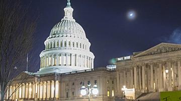 美연방정부 세운 셧다운 사흘만에 종료…상원, 예산안 표결처리