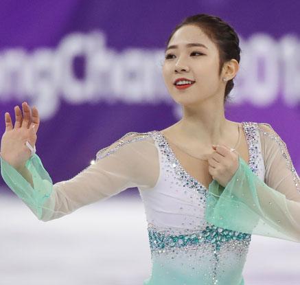 최다빈, 쇼트 개인 최고 67.77점 경신…김하늘과 동반 프리 진출