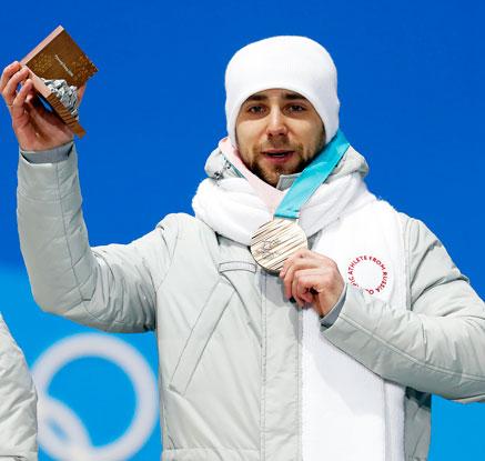 컬링 믹스더블 동메달 러 크루셸니츠키 '도핑 확인'