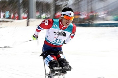 2 S. Korean skiers named finalists for top Paralympic Games honor
