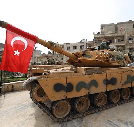 터키, 두 달만에 아프린 완전 점령…쿠르드, 게릴라전 경고