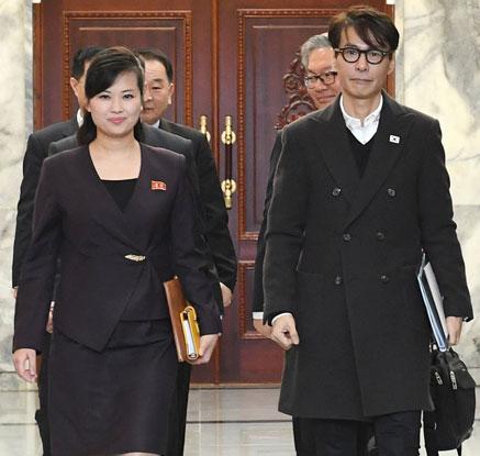 조용필·레드벨벳 등 南예술단 160명 파견…남북 평양공연 실무접촉
