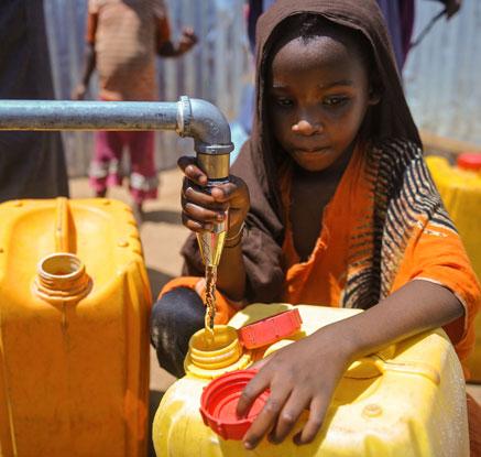 '물이 부족한 지구촌'…세계 물의 날