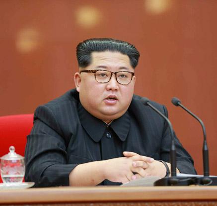 北, 핵실험장 폐기·ICBM 발사중지에 경제 총력노선 선언