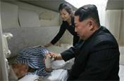 """""""속죄합니다""""…北김정은, 부친·조부와 다른 '파격사과' 눈길"""