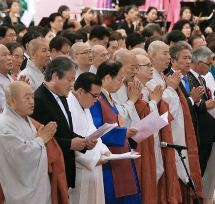 오늘 부처님오신날…전국 사찰서 봉축법요식