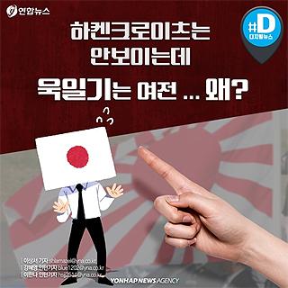 [카드뉴스] 나치 상징은 사라졌는데 日 욱일기는 여전…왜?