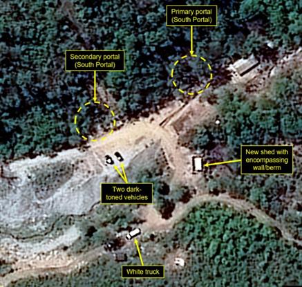 北풍계리 핵실험장 폐기 카운트다운…24일 폭파행사 가능성