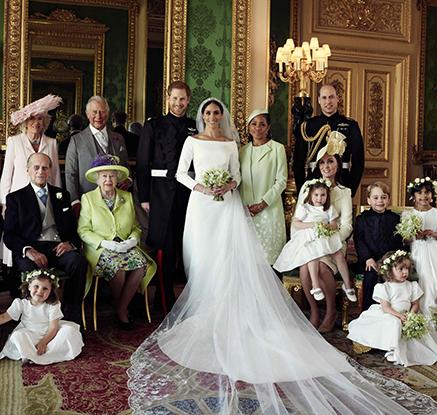 '왕실 가족' 된 마클의 첫 공식 일정은?