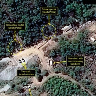 [현장] 北풍계리 핵실험장 오늘 폐기 가능성…김정은 참관하나