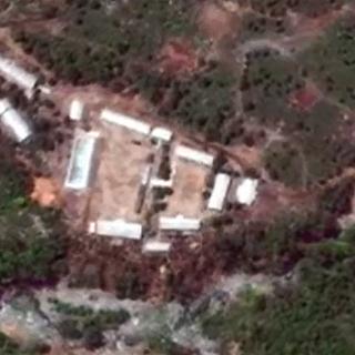 역사 속으로 사라진 북한 풍계리 핵실험장