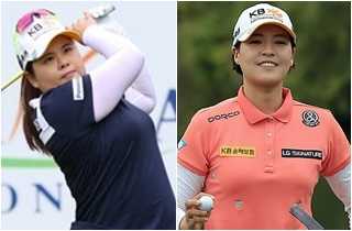 박인비·전인지, US여자오픈 1-2라운드 동반 플레이