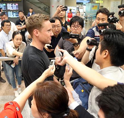 북한에서 돌아온 미국 CNN 리플리 기자