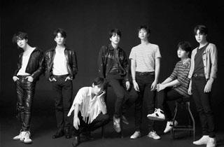 방탄소년단 3집, 영국 앨범차트 8위…K팝 최고기록