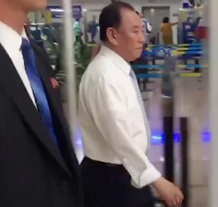 北 김영철, 베이징 경유해 방미행…북미회담 급속도