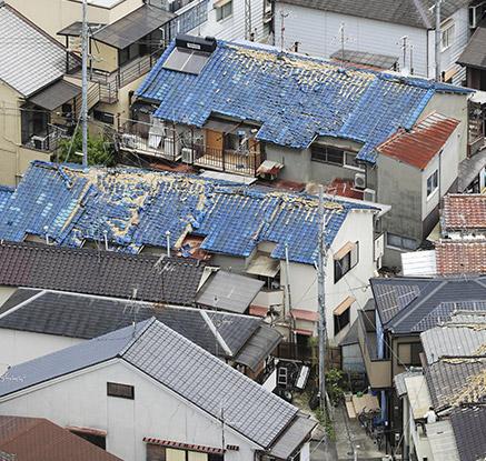 일본 오사카서 규모 6.1 지진…최소 3명 사망