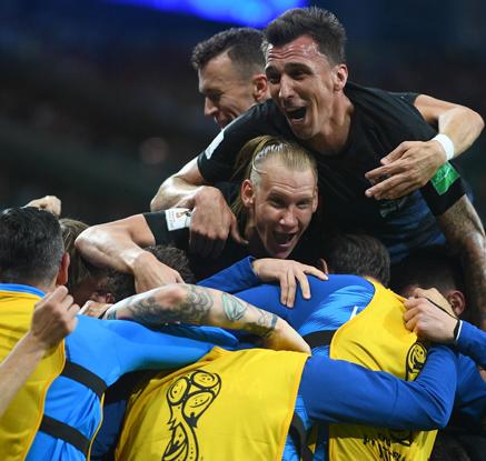 [월드컵]'졸전' 메시의 아르헨티나 60년 만에 참패…크로아티아에 0-3 완패