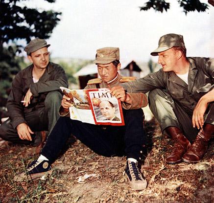 국사편찬위가 공개한 6·25 한국전 사진