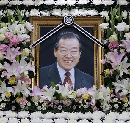 '한국 정치사 거목' 김종필 전 국무총리 별세…향년 92세