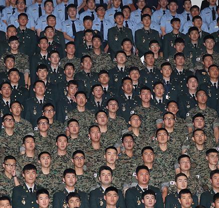 '더는 아픈 역사 없길…' 제68주년 6·25전쟁 기념식