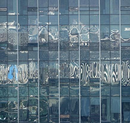 초복 폭염 계속…아침부터 열기에 일그러진 서울 도심