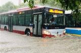 '20년만에 최악' 中 베이징 곳곳 홍수