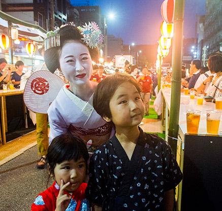 '일본의 여름을 열어라'…교토 최대 축제 '기온 마츠리'