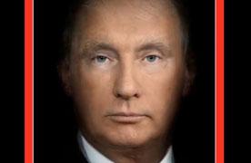 트럼프의 눈썹과 푸틴의 코…'타임' 표지에 '트럼푸' 합성사진