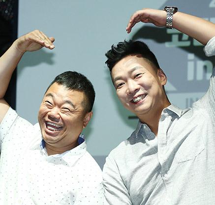 개그맨 선후배들이 뭉쳤다!…'코미디위크 인 홍대'
