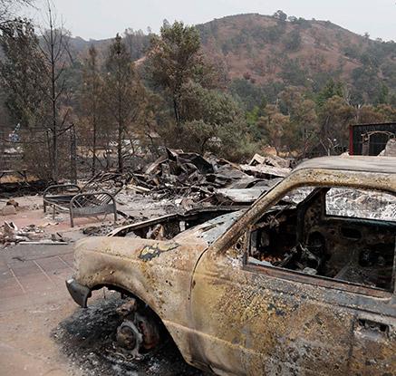美 캘리포니아서 역대 최대 산불…서울 면적 1.9배 불타