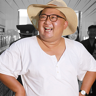 [포토무비] 김정은 인민복도 벗긴 폭염…북한의 더위 대처법