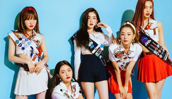 Red Velvet下月开启海外巡演
