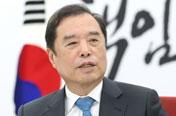 """김병준 """"북핵 폐기 가능…대화·타협만으론 안된다"""""""