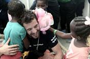 난민 141명 태운 아쿠아리우스호 몰타 입항