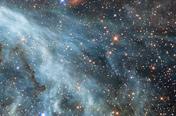 """우주 초기 '고대' 은하 확인…""""130억년 전 우주 창(窓) 열려"""""""