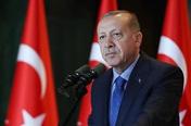 """에르도안 """"제재로 터키 위협…압박에 굴복 않을것"""""""