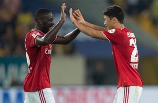 황희찬, 독일서 두 경기 만에 데뷔골…결승골로 선두 견인
