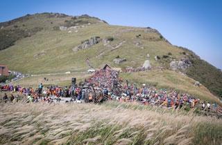 산 정상서 펼치는 음악축제…울주오디세이 10월 3일 개최