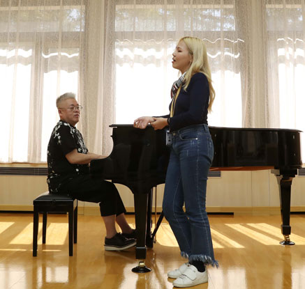 [평양정상회담] 삼지연초대소 울려퍼진 김형석 피아노 연주에 알리의 노래