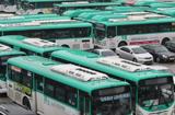수원 용남고속 임금협상 결렬…파업 돌입에 시민 불편
