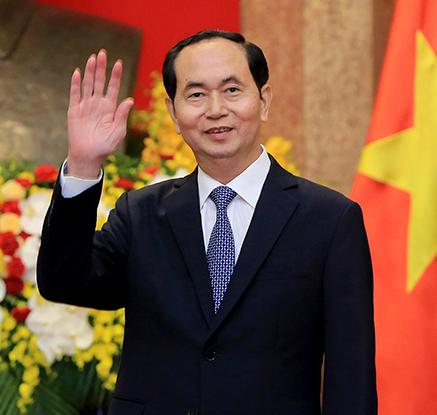 말단에서 정상까지…베트남 쩐 다이 꽝 국가주석, 희귀질환으로 별세