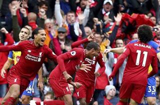 거침없는 리버풀, 리그 개막 6연승…구단 최다 타이