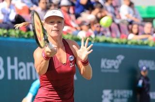 세계 랭킹 12위 베르턴스, 코리아오픈 테니스 우승