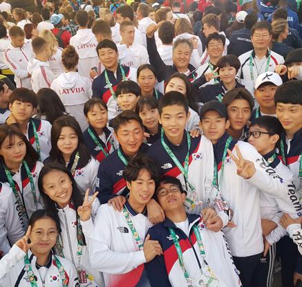 2018 부에노스아이레스하계YOG 대한민국 선수단, 메달 12개 기록