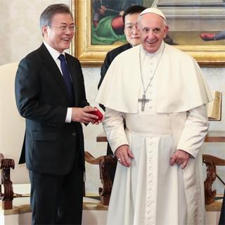 사상 첫 교황 방북 가시권…북미 관계 중재 기대감