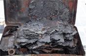 불타고 찢기고…손상돼 교환된 지폐 5년간 100억 넘어