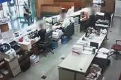카메라에 담긴 '아찔한 강도 범행'…이번에도 CCTV에 덜미