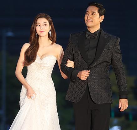 제55회 대종상 영화제 사회 맡은 김규리-신현준